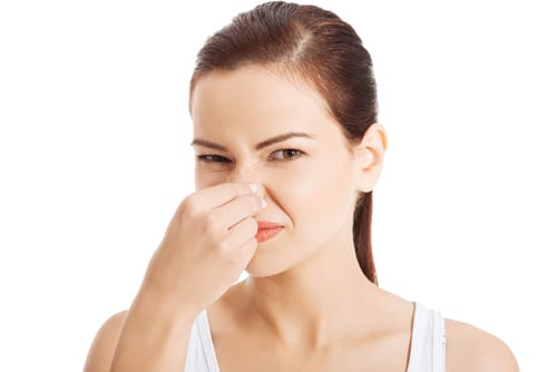 how to eliminate odor