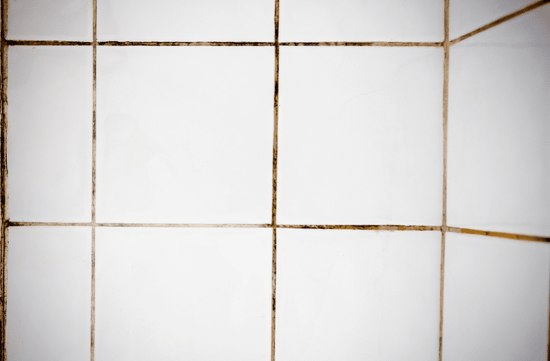 How to Remove Hard Water Stains from Tile and Grout